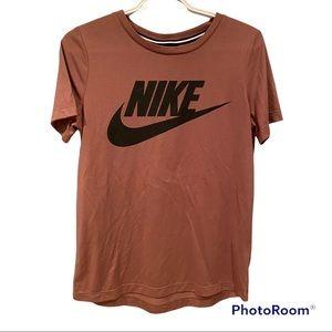 Nike women's graphic logo t-shirt. Size small